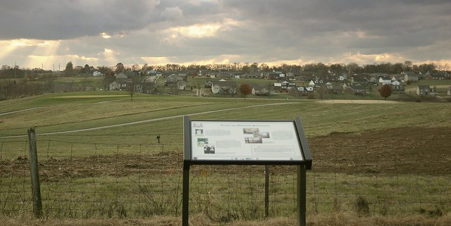 Development Adjacent To Richmond Battlefield (Mount Zion Phase), Richmond, Kentucky (2)