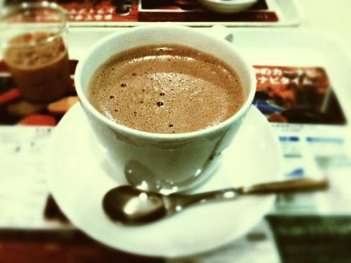 ココア 2009/10/9 cocoa20091009