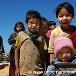 Burmese Kids - Kalaw, Burma