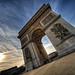 Arc de Triomphe by A.G. Photographe