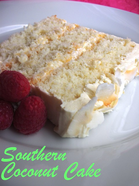 Southern Coconut Cake Sweetened Condensed Milk