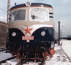 """Locomotive E499.0 """"Bobovka"""""""