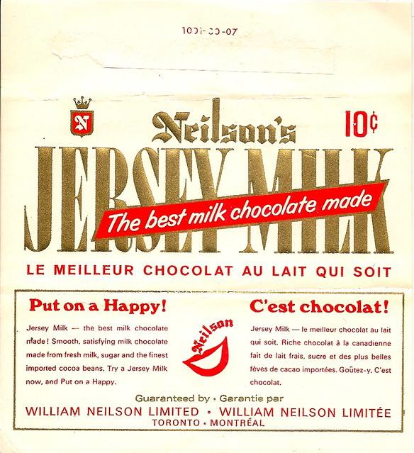 Neilson's Jersey Milk | Flickr - Photo Sharing!