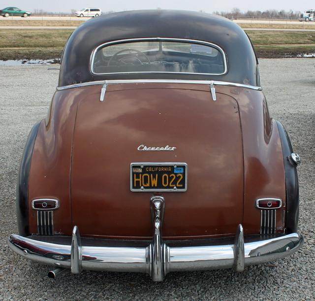 1948 chevrolet fleetmaster 2 door coupe 4 of 4 flickr for 1948 chevy 2 door