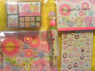 Sugarbunnies stationery