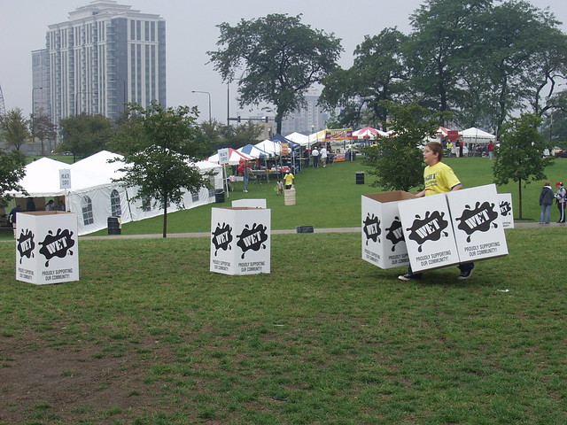 AIDS Run & Walk 2002