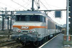 Paris - SNCF BB7200 Electric Locomotive