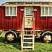 Classic caravan by theaspiringphotographer