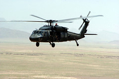aircraft, aviation, helicopter rotor, black hawk, helicopter, vehicle, sikorsky s-70, military helicopter, air force,