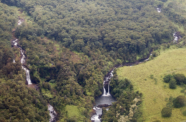 Big Island Helicopter Tour  Waterfalls Outside Hilo Big I  Flickr  Photo