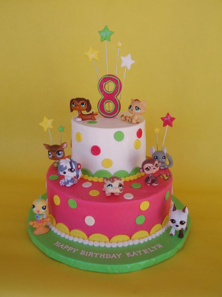 My Littlest Pet Shop Cake Ideas