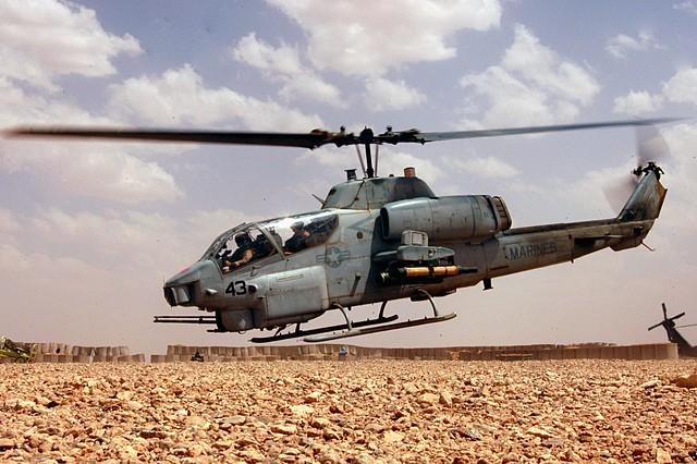 Aircraft_Helicopter_AH-1W_Super_Cobra_USMC_1 | Flickr ...