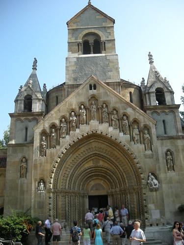 Jaki Kapolna Jak Chapel Budapest