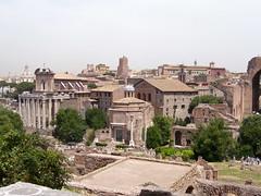 Basilica di Massenzio (Basilica of Maxentius)