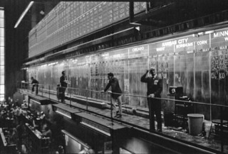 Chicago Board of Trade, 1971
