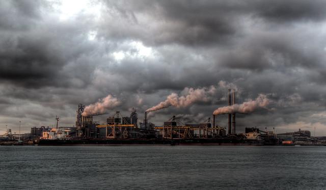 IJmuiden Industry