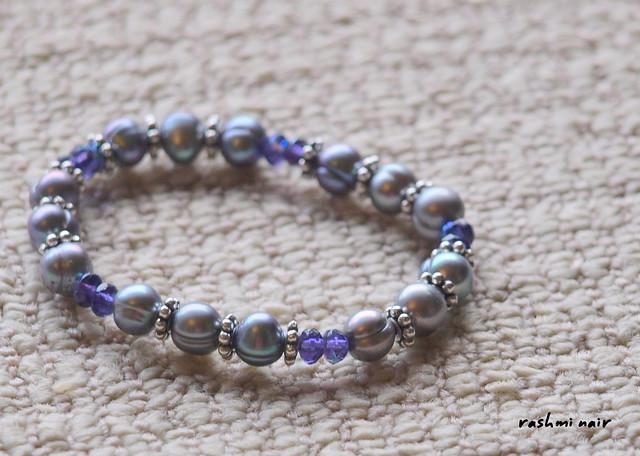 A bracelet I made for a friend...