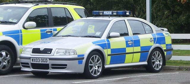 Skoda au service de la police 3990464129_7c1607ba91_z