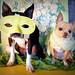 who dem dogs? by EllenJo