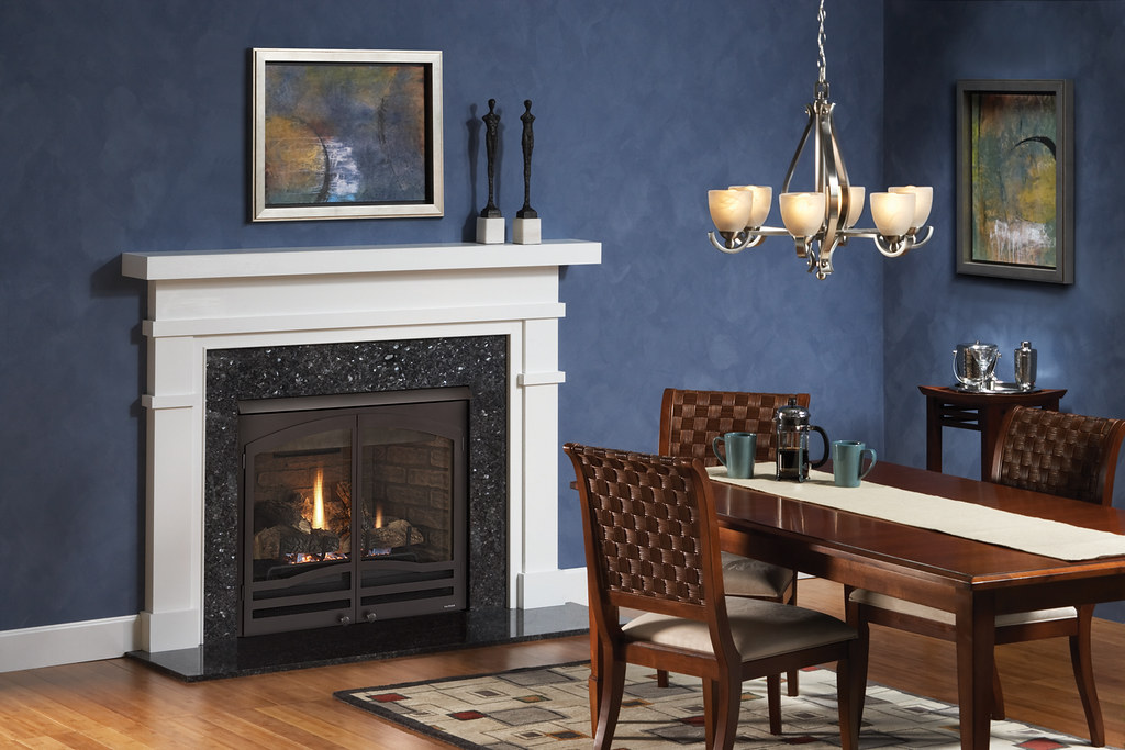 Decorative Gas Fireplace Gas Fireplace Airplane Room Decorations