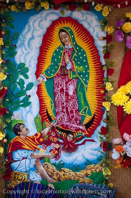 Dia de Nuestra Senora de Guadalupe from Mexonlinecom
