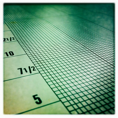 Old Layout Graph Paper
