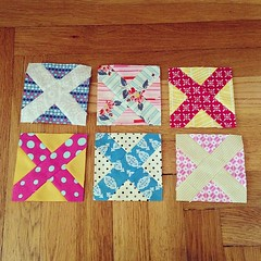 So nice to get back to sewing. #crossstitch blocks #dogoodstitches