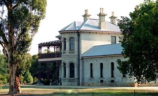 A Victorian Victorian, Rutherglen, Australia, 1988