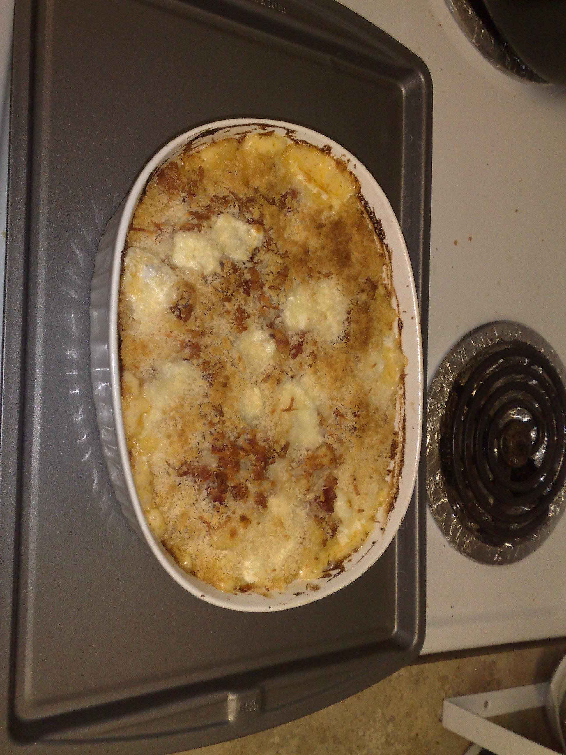 Food Network Macaroni And Cheese Neelys