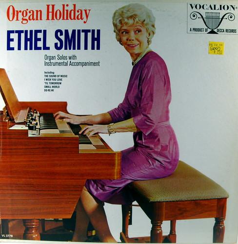 3203737346 c9f87e61e2 Organ Holiday with Ethel Smith