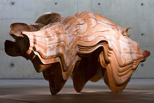 Tony Cragg - Caught Dreaming