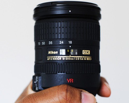 The Mighty Nikon 18-200mm VR Dx