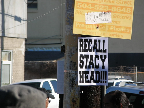 Recall Stacy Head!!!