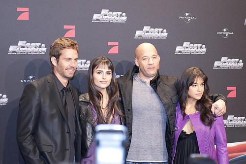 fast and furious premiere