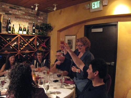 John Steinberg's Birthday Party, Kuleto's T… IMG_7864