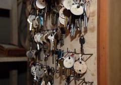 Keys, closer