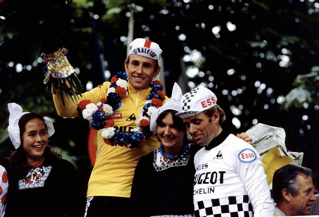 1980 - Peugeot - Tour de France - 2nd place