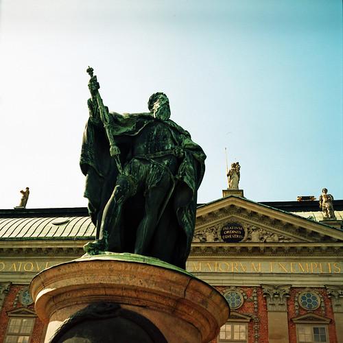 Stockholm - King Gustav Vasa
