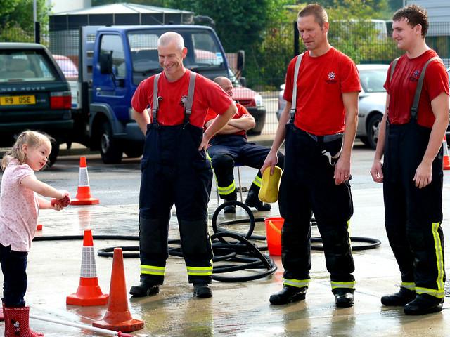 Fireman Car Wash Vidalia Ga
