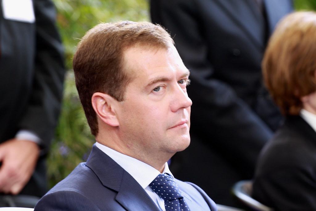 Staatsbesuch Dmitri Medwedew - 26