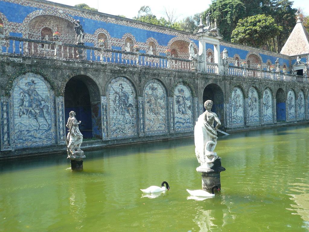 Galería Sur Palacio de los Marqueses de la Fronteira