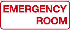 Emergency Room Logo