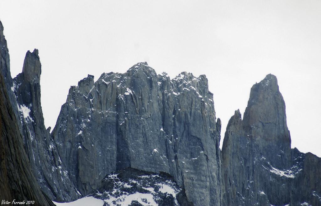 Parque Nacional Torres del Paine - Patagonia - Chile - Foto Victor Ferrando