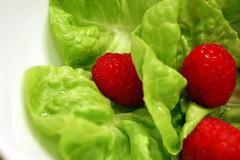 Raspberry Lettuce