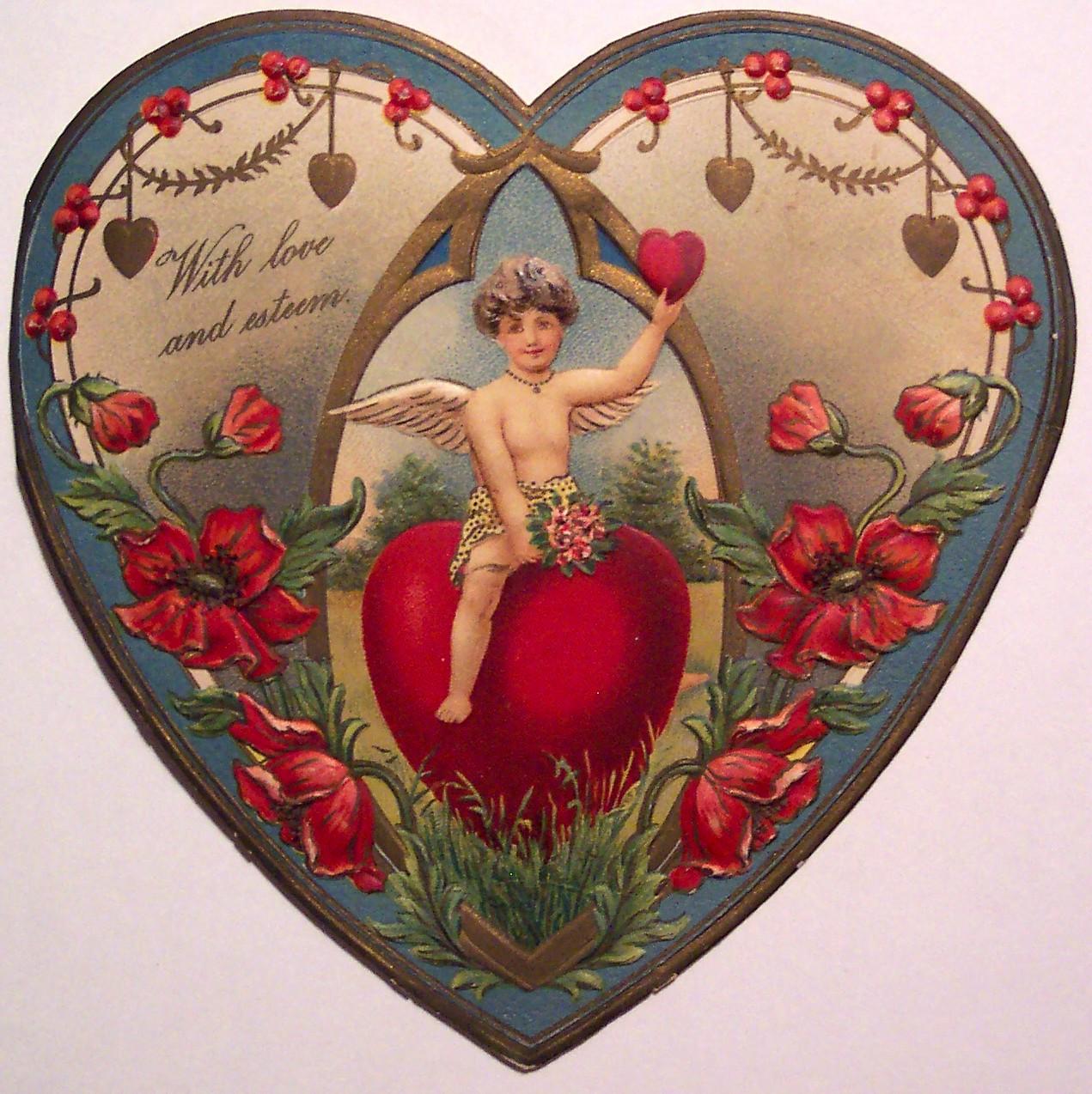 Vintage Valentine S Day Cards 75