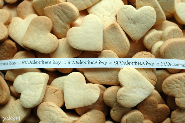 Have one Valentine cookie please*** :-)