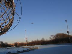 Unisphere corner