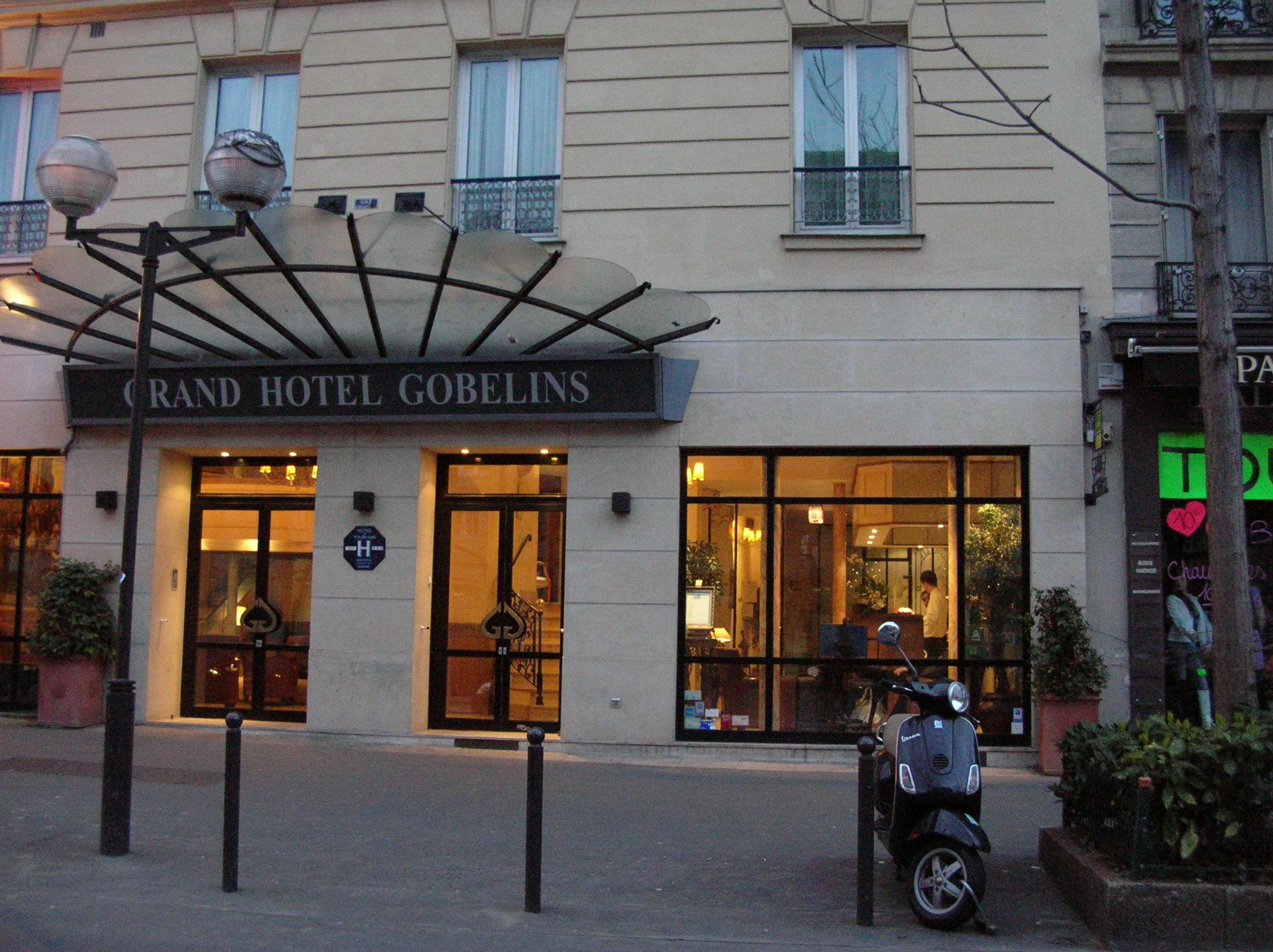 Grand Hotel Gobelins Paris
