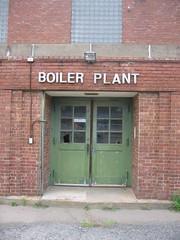 Boiler Plant at DC Village