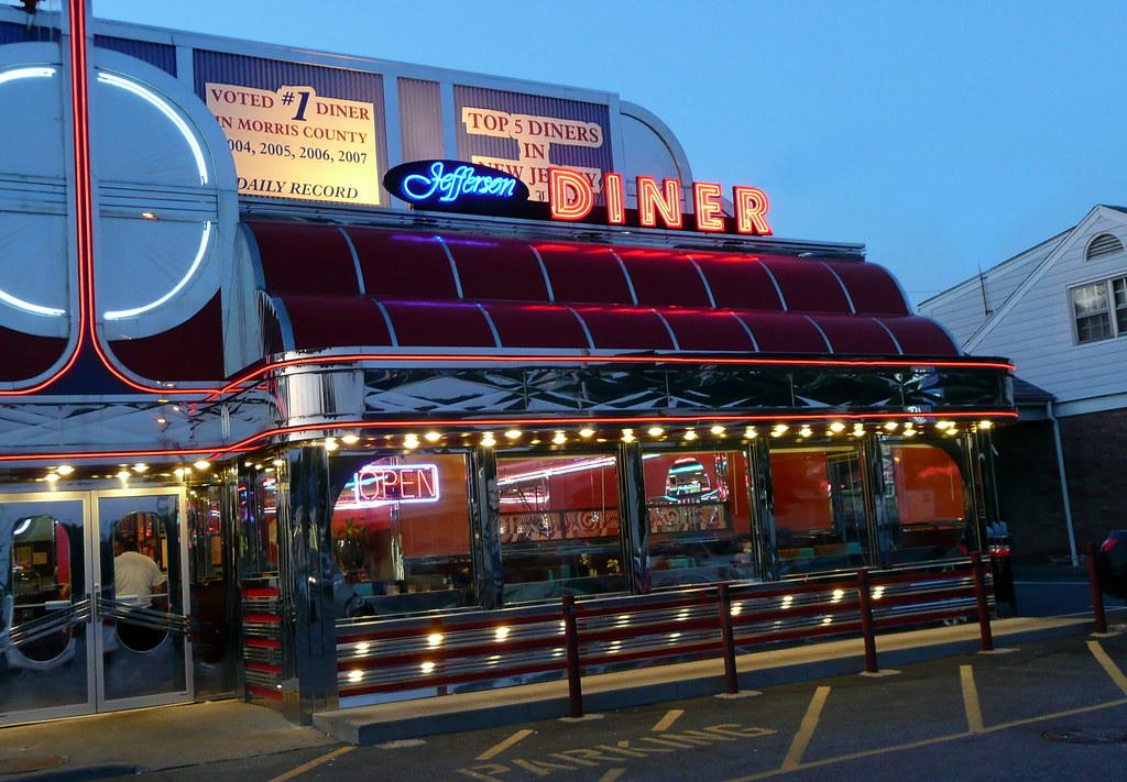 Jefferson Diner On Food Network